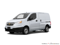 2017 Chevrolet City Express 1LS | Photo 3 | Galvanized Silver