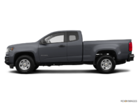2017 Chevrolet Colorado BASE | Photo 1 | Graphite Metallic