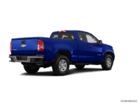 2017 Chevrolet Colorado BASE | Photo 2 | Laser Blue Metallic