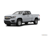 2017 Chevrolet Colorado BASE | Photo 3 | Silver Ice Metallic