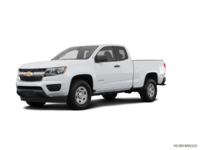 2017 Chevrolet Colorado BASE | Photo 3 | Summit White