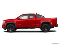2017 Chevrolet Colorado Z71 | Photo 1 | Red Hot