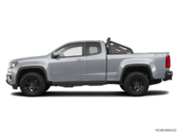 2017 Chevrolet Colorado Z71 | Photo 1 | Silver Ice Metallic