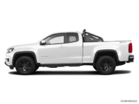 2017 Chevrolet Colorado Z71 | Photo 1 | Summit White