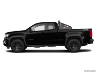 2017 Chevrolet Colorado Z71 | Photo 1 | Black