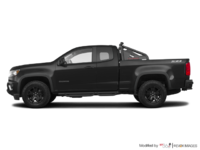 2017 Chevrolet Colorado Z71 | Photo 1 | Graphite Metallic