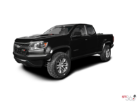 2017 Chevrolet Colorado ZR2 | Photo 3 | Black