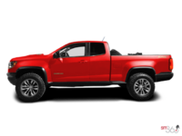 2017 Chevrolet Colorado ZR2 | Photo 1 | Red Hot
