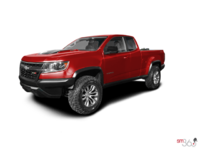 2017 Chevrolet Colorado ZR2 | Photo 3 | Cajun Red