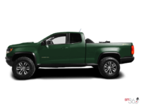 2017 Chevrolet Colorado ZR2 | Photo 1 | Deepwood Green Metallic