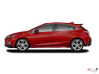 2017 Chevrolet Cruze Hatchback PREMIER | Photo 1 | Red Hot