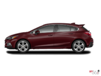 2017 Chevrolet Cruze Hatchback PREMIER | Photo 1 | Cajun Red