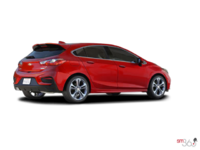 2017 Chevrolet Cruze Hatchback PREMIER | Photo 2 | Red Hot