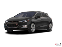 2017 Chevrolet Cruze Hatchback PREMIER | Photo 3 | Graphite Metallic