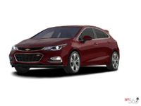 2017 Chevrolet Cruze Hatchback PREMIER | Photo 3 | Cajun Red