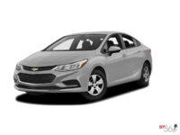 2017 Chevrolet Cruze LS | Photo 3 | Silver Ice Metallic