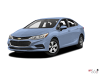 2017 Chevrolet Cruze LS | Photo 3 | Artic Blue Metallic