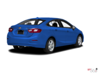 2017 Chevrolet Cruze LT | Photo 2 | Kinetic Blue Metallic