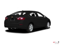 2017 Chevrolet Cruze LT | Photo 2 | Mosaic Black Metallic