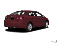 2017 Chevrolet Cruze LT | Photo 2 | Cajun Red