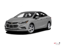 2017 Chevrolet Cruze LT | Photo 3 | Silver Ice Metallic