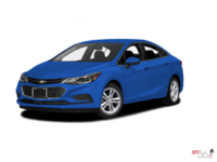2017 Chevrolet Cruze LT | Photo 3 | Kinetic Blue Metallic
