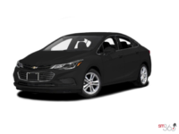 2017 Chevrolet Cruze LT | Photo 3 | Mosaic Black Metallic