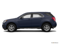 2017 Chevrolet Equinox LS | Photo 1 | Blue Velvet Metallic