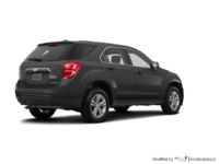 2017 Chevrolet Equinox LS | Photo 2 | Nightfall Grey Metallic