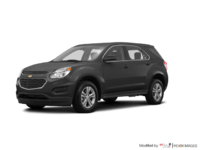 2017 Chevrolet Equinox LS | Photo 3 | Nightfall Grey Metallic