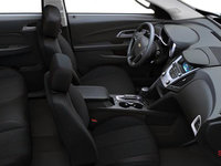 2017 Chevrolet Equinox LS | Photo 1 | Jet Black Premium Cloth