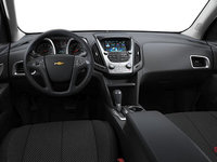 2017 Chevrolet Equinox LS | Photo 3 | Jet Black Premium Cloth
