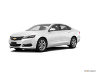 2017 Chevrolet Impala 1LT | Photo 3 | Summit White