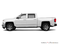 2017 Chevrolet Silverado 1500 LTZ | Photo 1 | Summit White