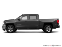 2017 Chevrolet Silverado 1500 LTZ | Photo 1 | Graphite Metallic