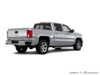 2017 Chevrolet Silverado 1500 LTZ | Photo 2 | Silver Ice Metallic
