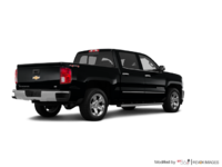 2017 Chevrolet Silverado 1500 LTZ | Photo 2 | Black