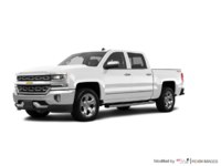 2017 Chevrolet Silverado 1500 LTZ | Photo 3 | Summit White