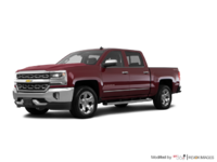 2017 Chevrolet Silverado 1500 LTZ | Photo 3 | Siren Red