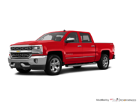 2017 Chevrolet Silverado 1500 LTZ | Photo 3 | Red Hot