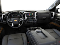 2017 Chevrolet Silverado 1500 LTZ | Photo 3 | Dark Ash/Jet Black Leather