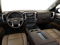 2017 Chevrolet Silverado 1500 LTZ | Photo 3 | Cocoa/Dune Perforated Leather