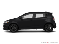 2017 Chevrolet Sonic Hatchback PREMIER | Photo 1 | Mosaic Black Metallic