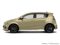 2017 Chevrolet Sonic Hatchback PREMIER | Photo 1 | Brimstone
