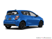 2017 Chevrolet Sonic Hatchback PREMIER | Photo 2 | Kinetic Blue Metallic