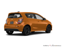 2017 Chevrolet Sonic Hatchback PREMIER | Photo 2 | Orange Burst Metallic