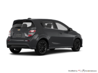 2017 Chevrolet Sonic Hatchback PREMIER | Photo 2 | Nightfall Grey Metallic