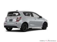 2017 Chevrolet Sonic Hatchback PREMIER | Photo 2 | Silver Ice Metallic