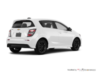 2017 Chevrolet Sonic Hatchback PREMIER | Photo 2 | Summit White
