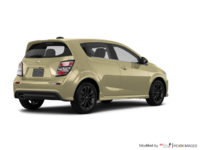 2017 Chevrolet Sonic Hatchback PREMIER | Photo 2 | Brimstone